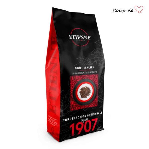 Goût italien ETIENNE Coffee & Shop