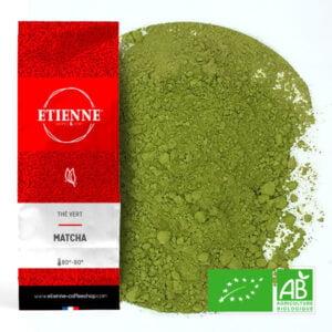 Thé vert Matcha de Chine