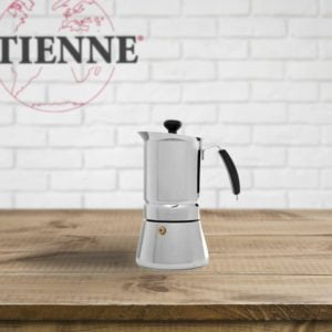 Cafetière italienne ARGES6 tasses - compatible induction
