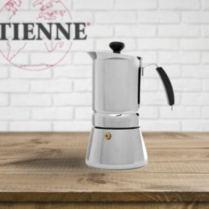 Cafetière italienne ARGES9 tasses - compatible induction