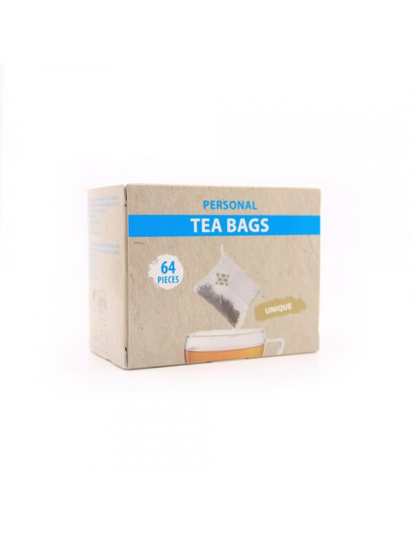 Personal tea Bags x64