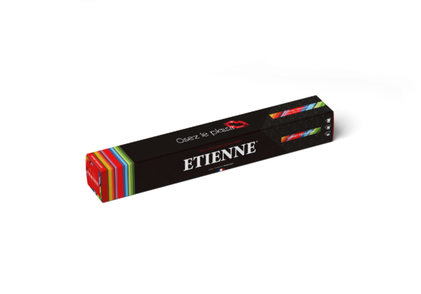 Coffret Découvert ETIENNE (x10) | Capsules Compatibles Nespresso