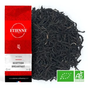 SCOTTISH BREAKFAST BIO 100g Darjeeling, Assam, Rwanda bio