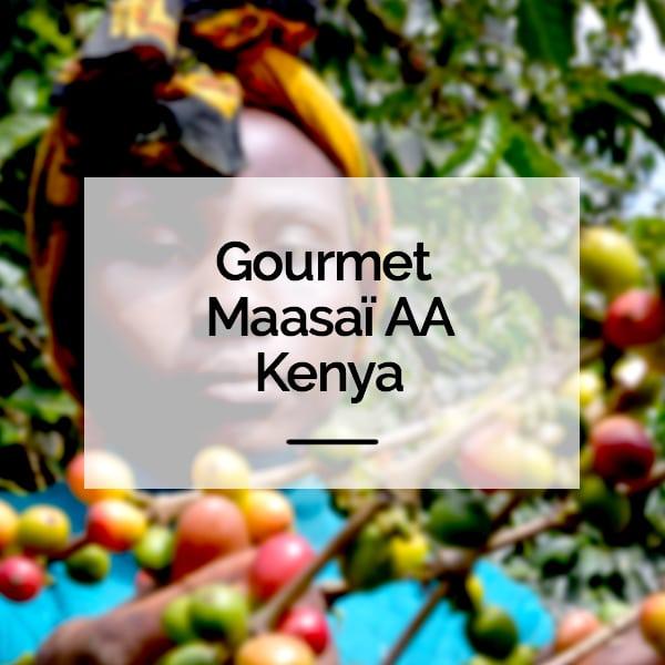 Kenya Gourmet Maasai AA