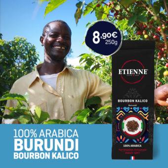 Café du Burundi - Bourbon Kalico