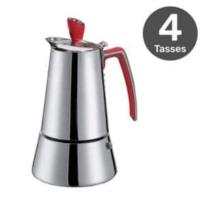 Cafetière italienne GAT Futura 4 tasses
