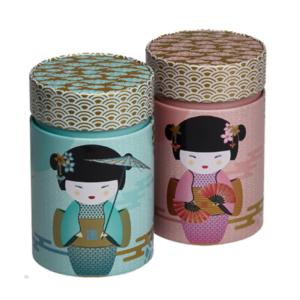 boite à thé new little geisha
