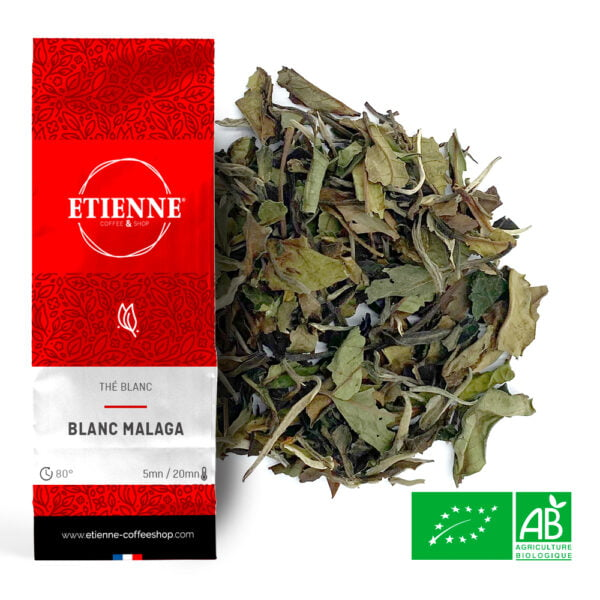 Thé blanc Malaga Bio