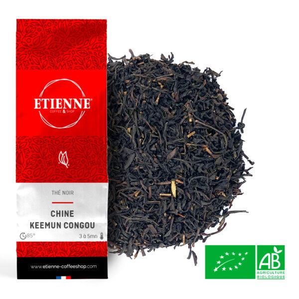 Thé noir Keemun Congou Bio