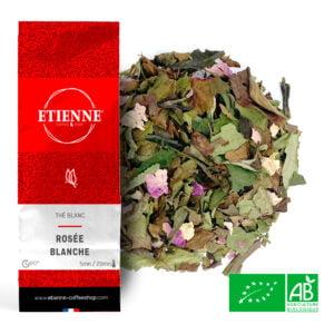 Thé blanc Rosée Blanche Bio