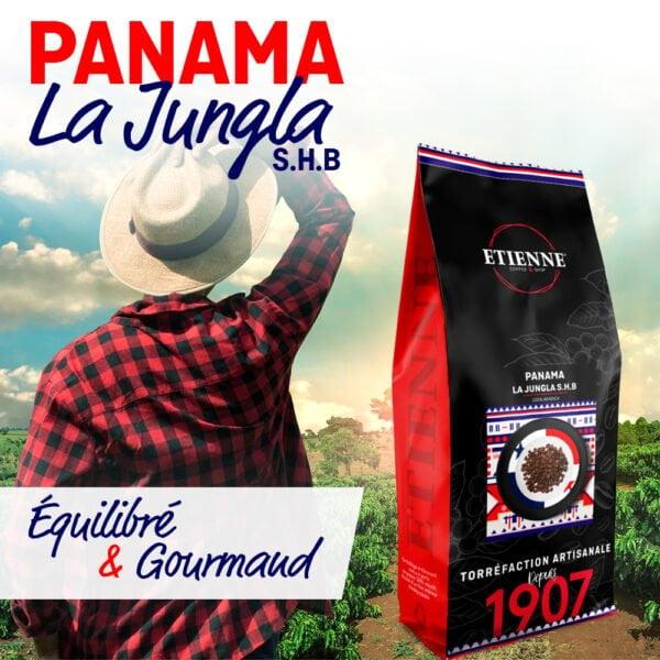 Café du Panama La Jungla S.H.B ETIENNE Coffee & Shop